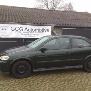 Opel Astra 1.7 DTI 3D
